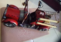 Momento fire truck toy