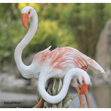 Modern Decorative Flamingo