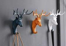 animal head beauty accessories