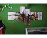 Abstract Wall Painting