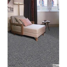 Grey and White Carpet