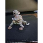 Two Monkeys Resin Toy