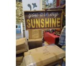 Sunshine Plaque
