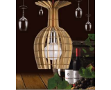 Skirt and Goblet Chandelier Lights