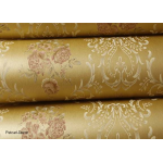 Non Woven Gold Wallpaper